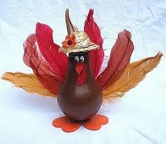 bulb turkey